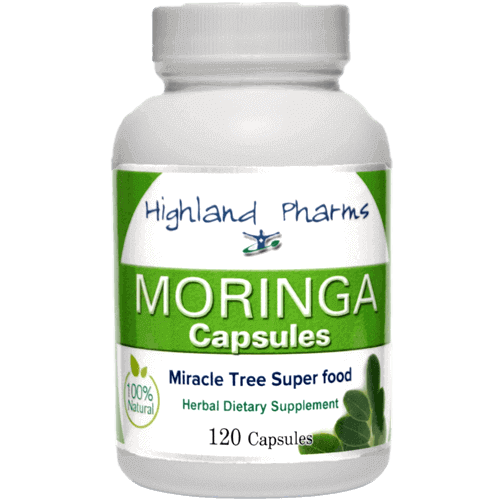 Highland Pharms Moringa Capsules
