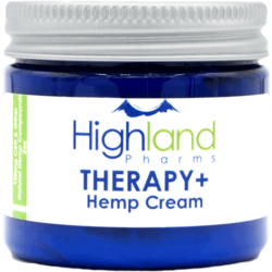 Therapy + CBD Lotion - small jar