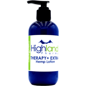 Therapy+ EXTRA CBD Lotion - Small Size