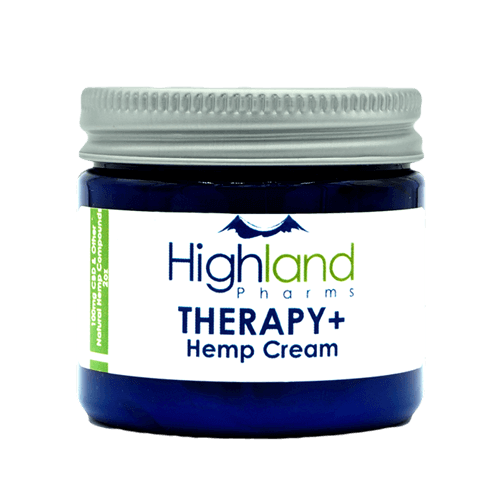 Highland Pharms Hemp Plus CBD Gummies
