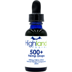 500mg CBD Drops