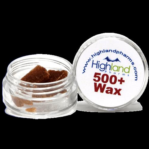 500mg CBD Wax