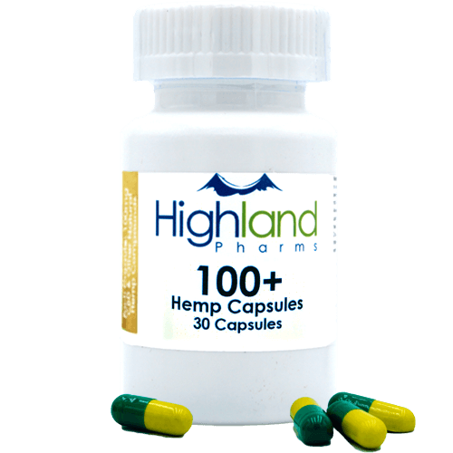 Highland Pharms CBD Capsules